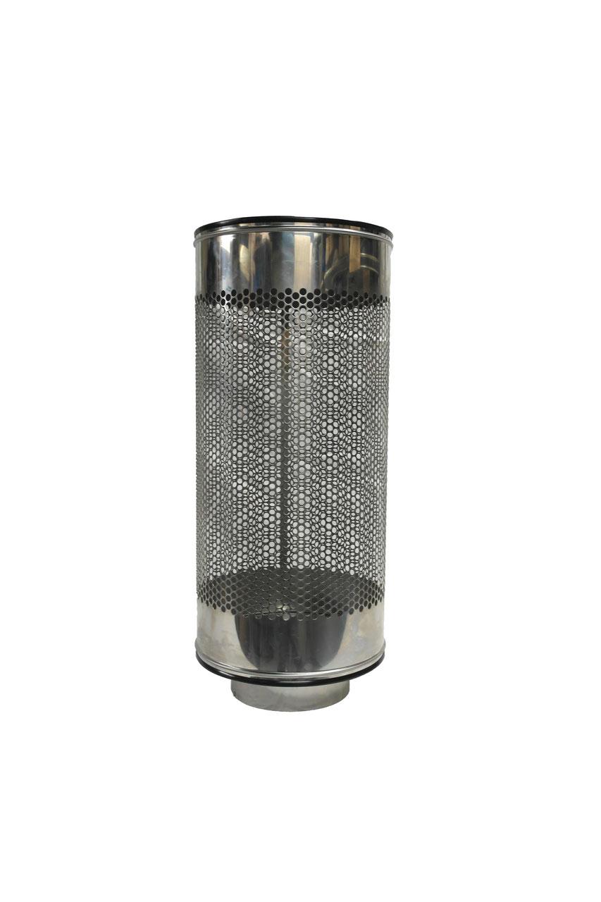 siebrohr f r 200er kg rohr dn 200 reduziert von 315er siebrohr einseitig verschlossen filter. Black Bedroom Furniture Sets. Home Design Ideas