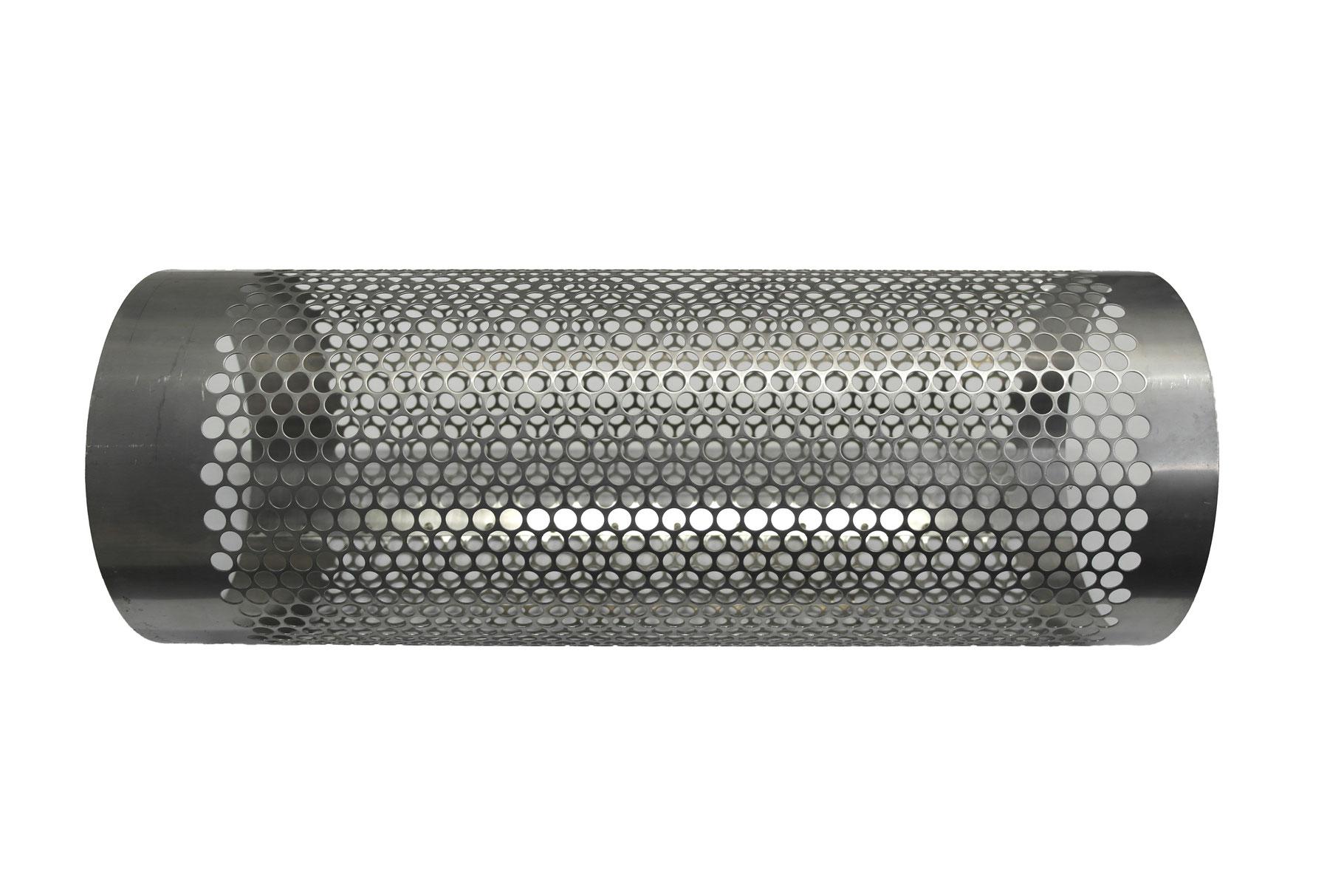 siebrohr f r 200er kg rohr dn 200 filter und filterzubeh r f r ihren teich. Black Bedroom Furniture Sets. Home Design Ideas