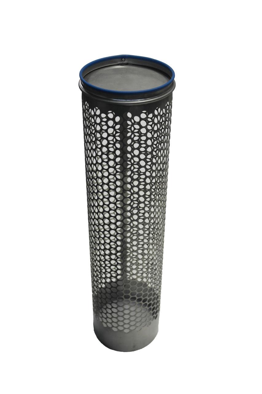 siebrohr f r 125er kg rohr dn 125 einseitig verschlossen filter und filterzubeh r f r ihren. Black Bedroom Furniture Sets. Home Design Ideas