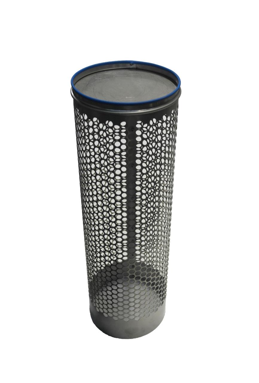 siebrohr f r 160er kg rohr dn 150 einseitig verschlossen filter und filterzubeh r f r ihren. Black Bedroom Furniture Sets. Home Design Ideas