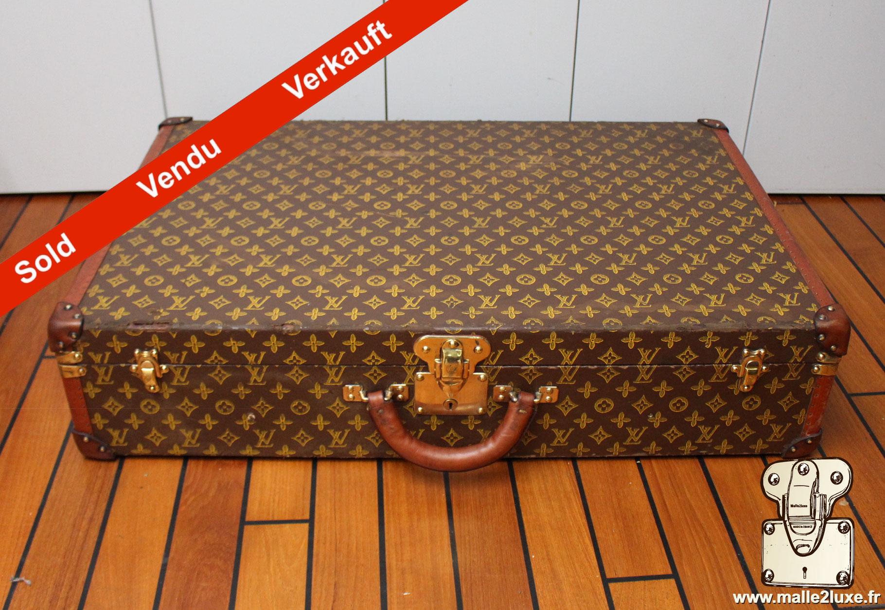 3783c7886692 Valise louis vuitton Mark 6 - Malle Louis Vuitton