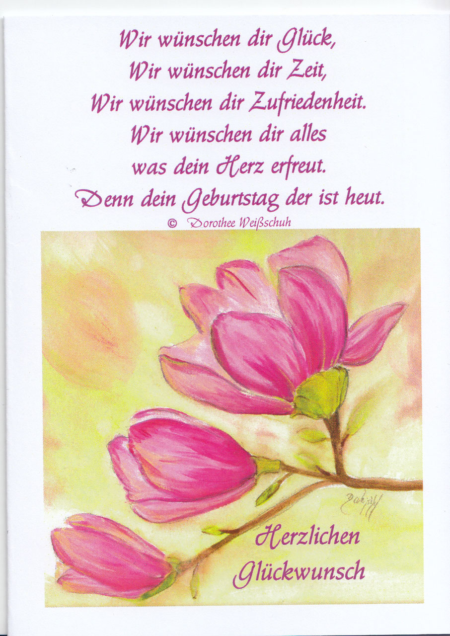 Geburtstag D Weissschuhs Webseite