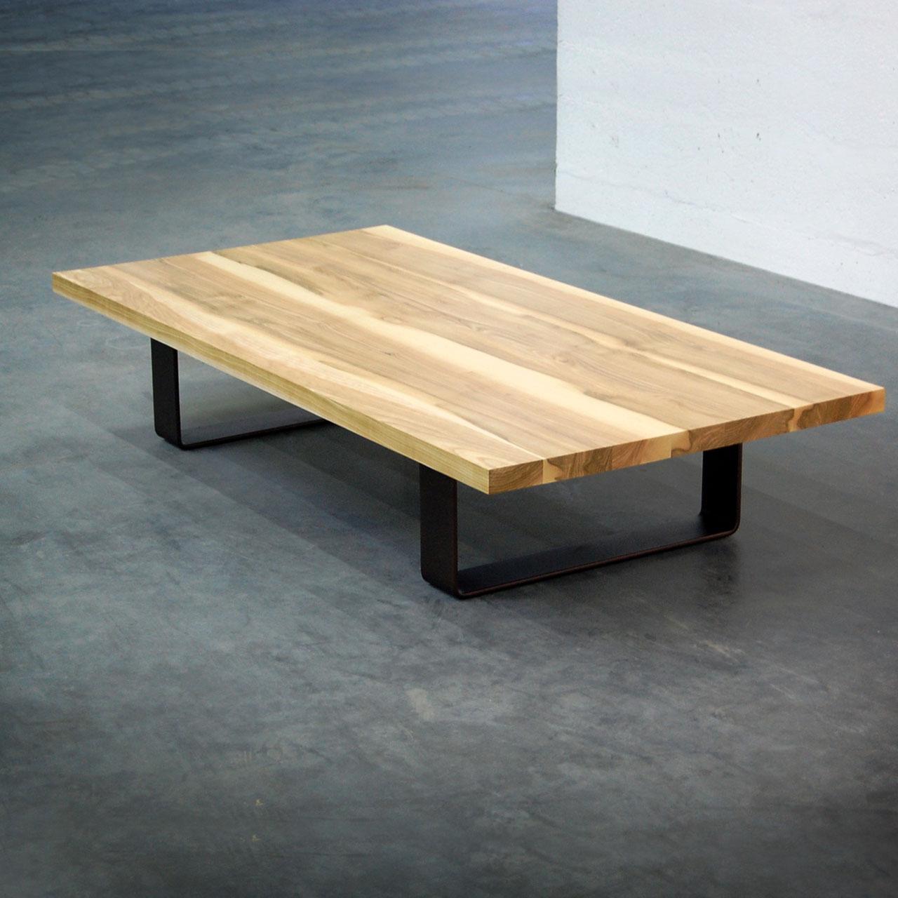 Table basse ruban artmeta mobilier sur mesure for Table basse grand format