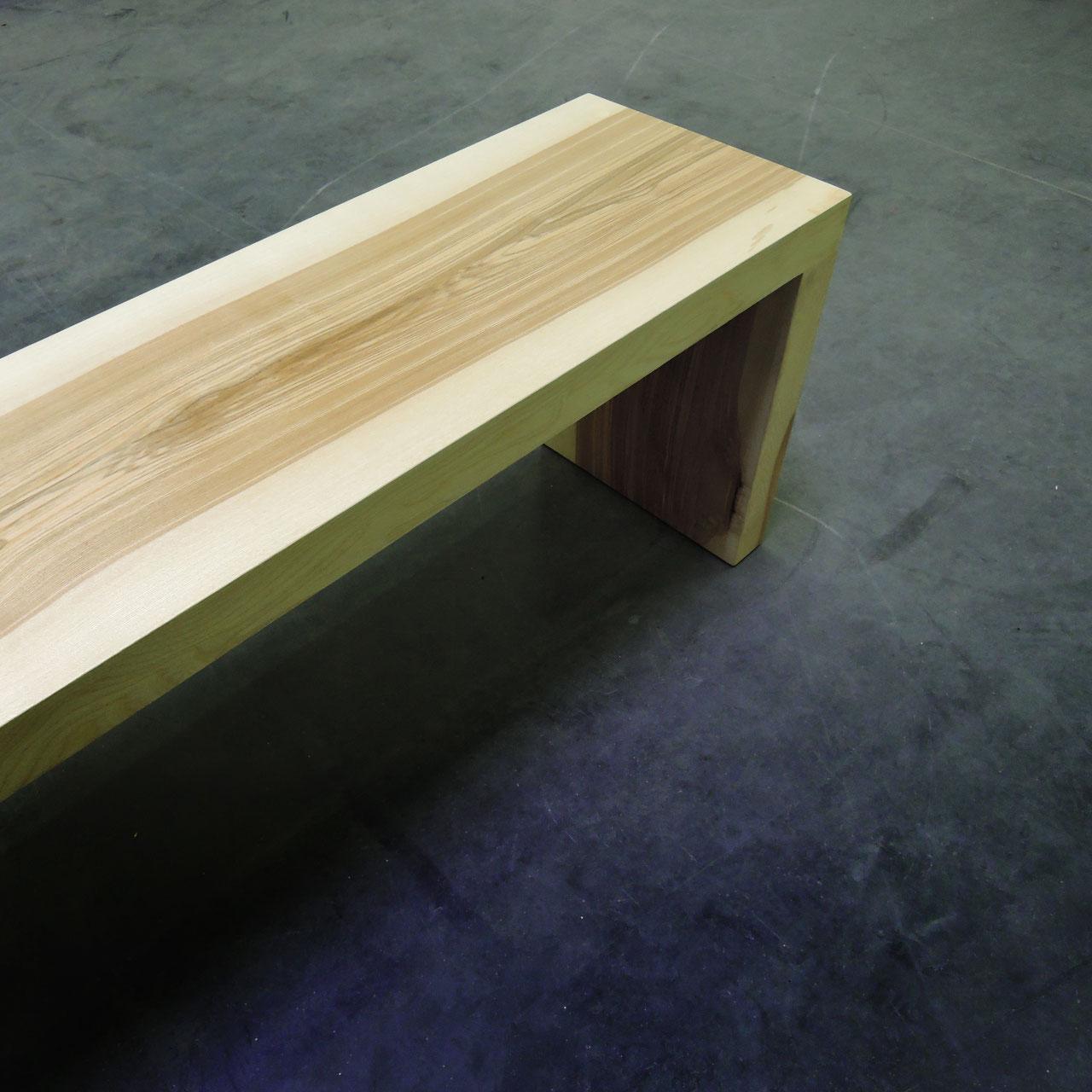 banc frontiere artmeta mobilier sur mesure. Black Bedroom Furniture Sets. Home Design Ideas