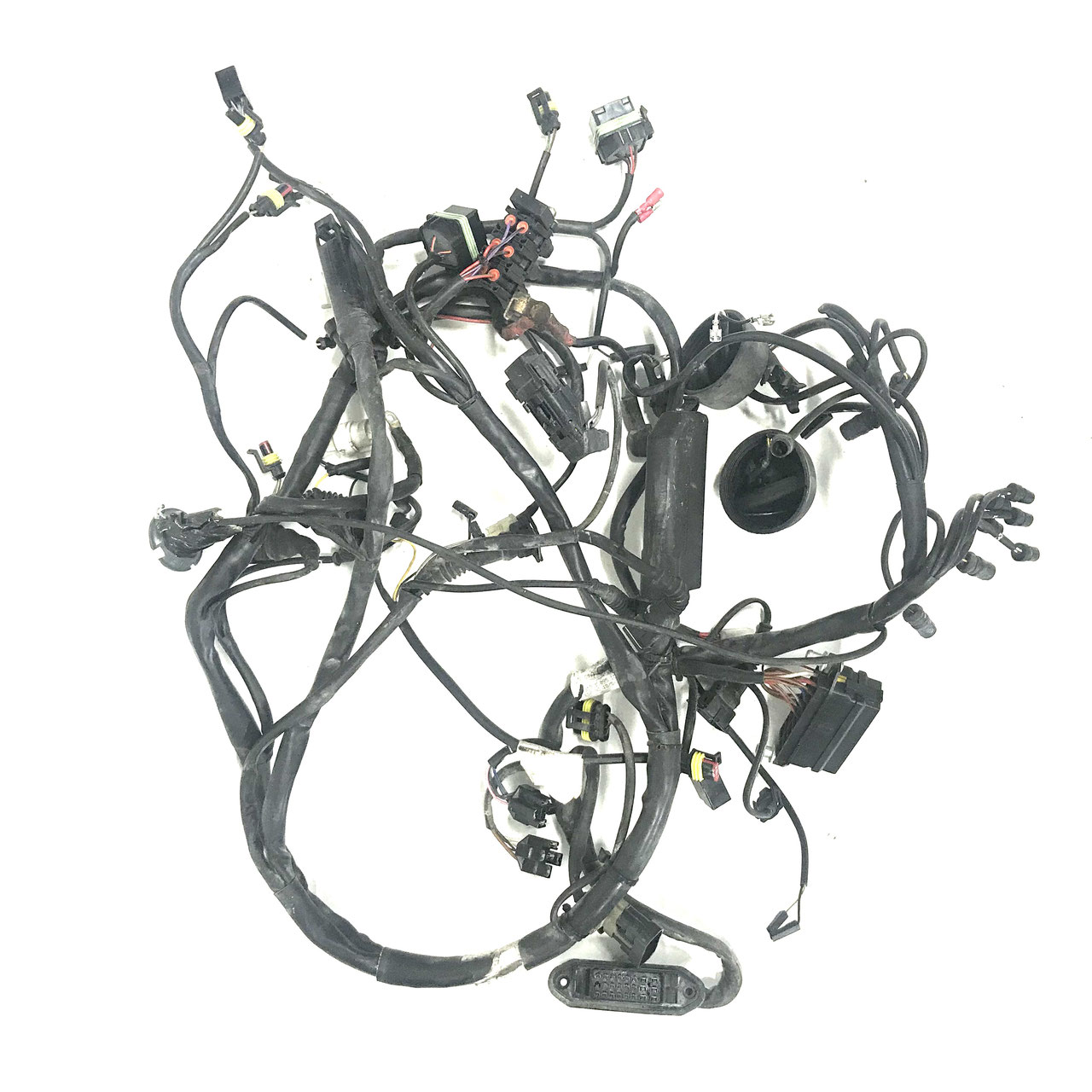 wiring harnesses - red fox import