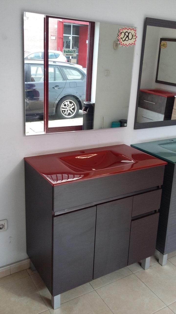 Muebles Bano Lavabo Cristal.Muebles De Bao En Vigo Muebles De Cocina Bajada Al Bao Ac
