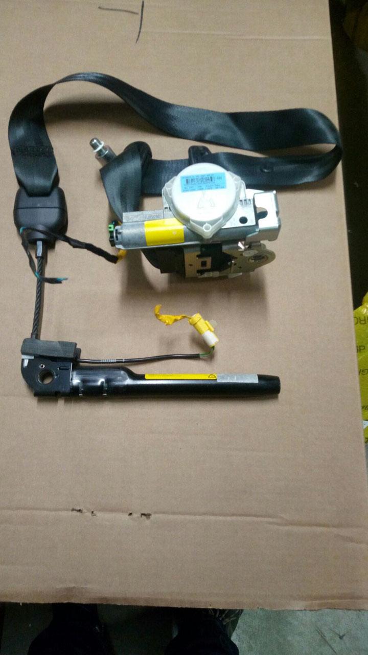 prezzo scontato materiali superiori tecniche moderne Cinture di sicurezza Ford Ka