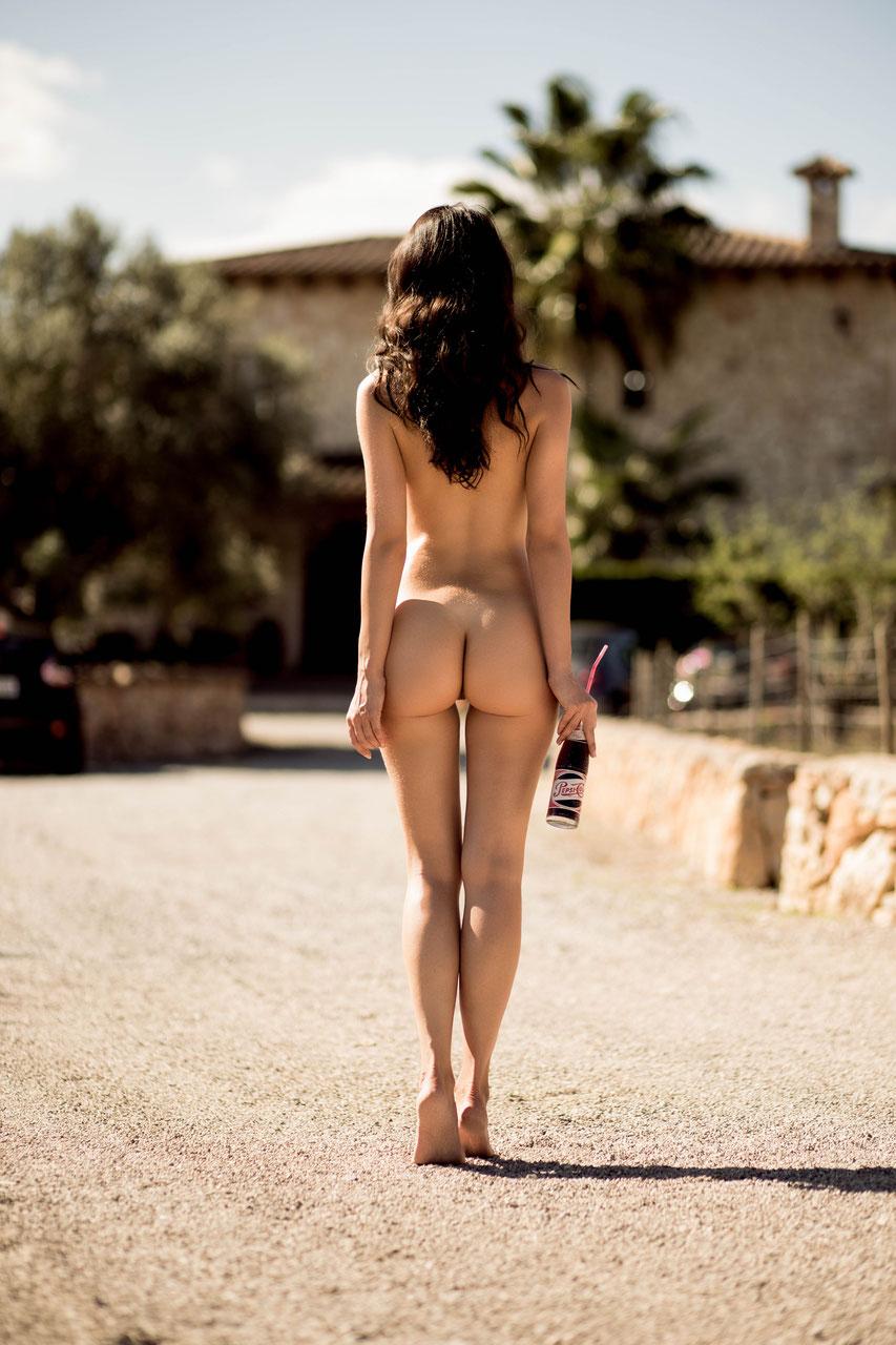 Nackt bianka model Model: Erinnerungen