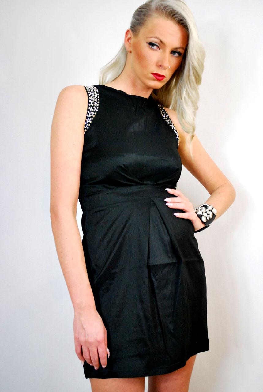 das schwarze Mini-Kleid für alle Fälle - Rock-chic store