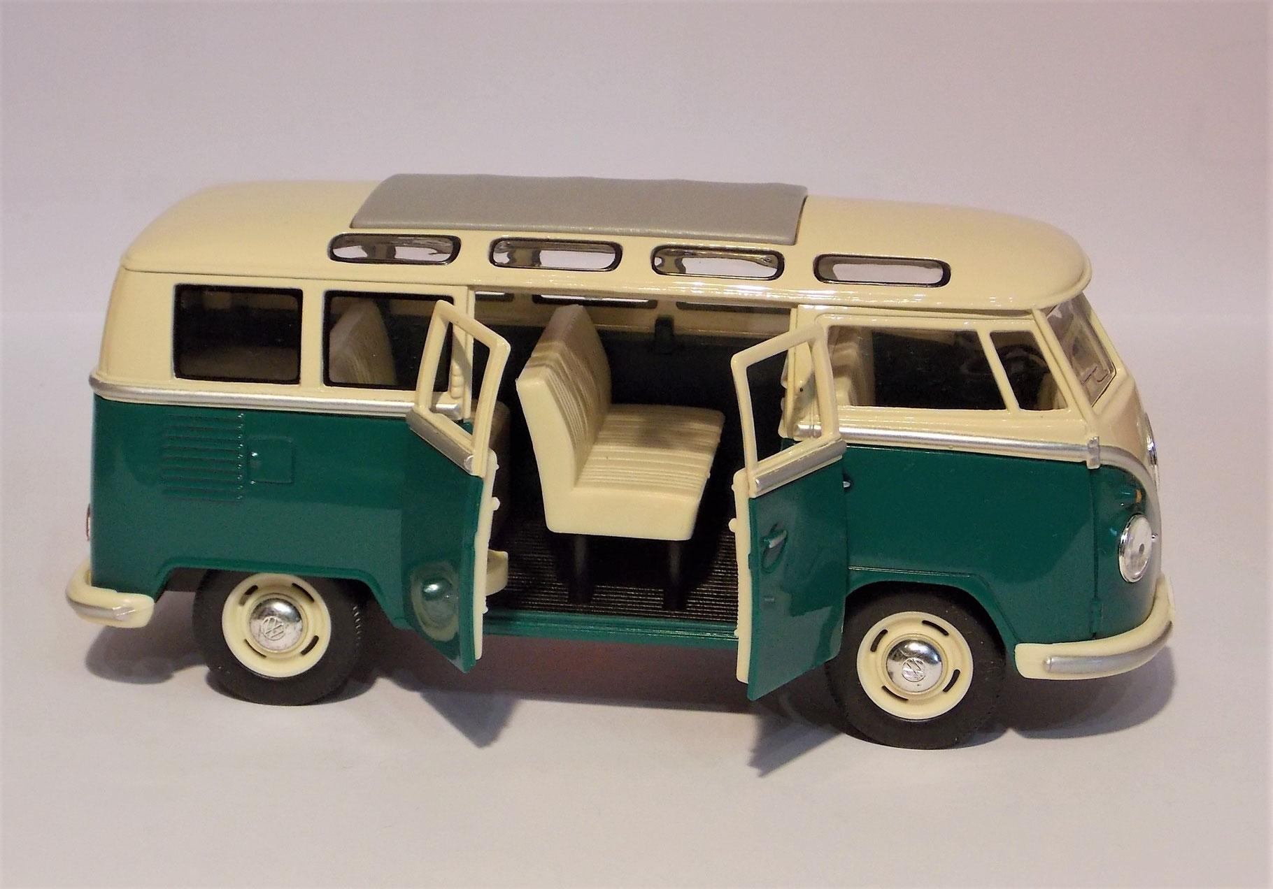 volkswagen bulli t1 t2 pic up lego modellauto 1 43 1. Black Bedroom Furniture Sets. Home Design Ideas
