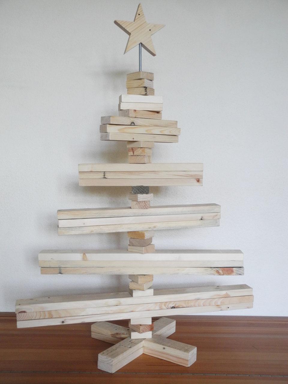 weihnachtsb ume palettenholz palettenm bel treibholz wohnaccessoires. Black Bedroom Furniture Sets. Home Design Ideas