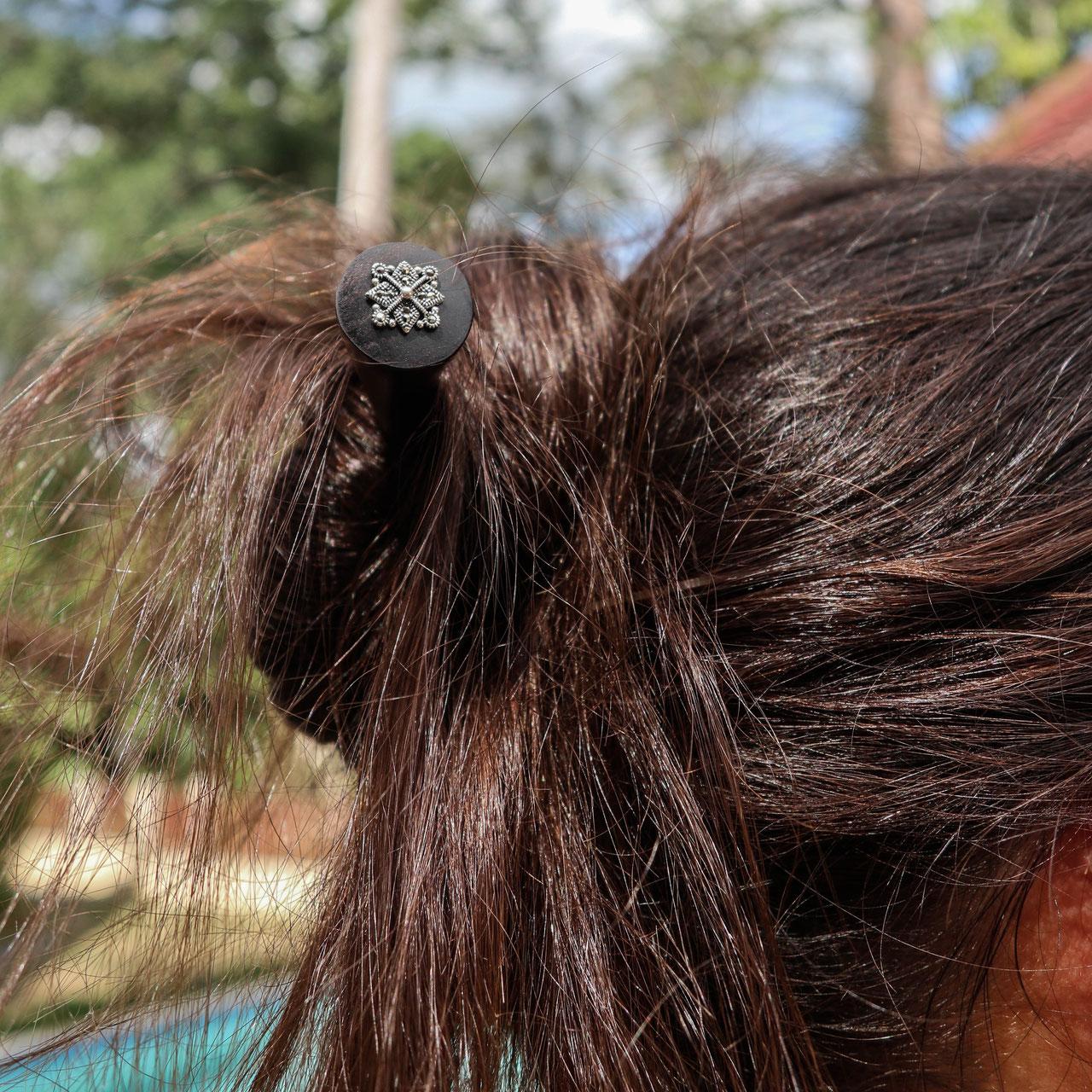 18 X einsteckkamm coiffure coquillage peignes magiques Bijoux de cheveux Nacre 1101