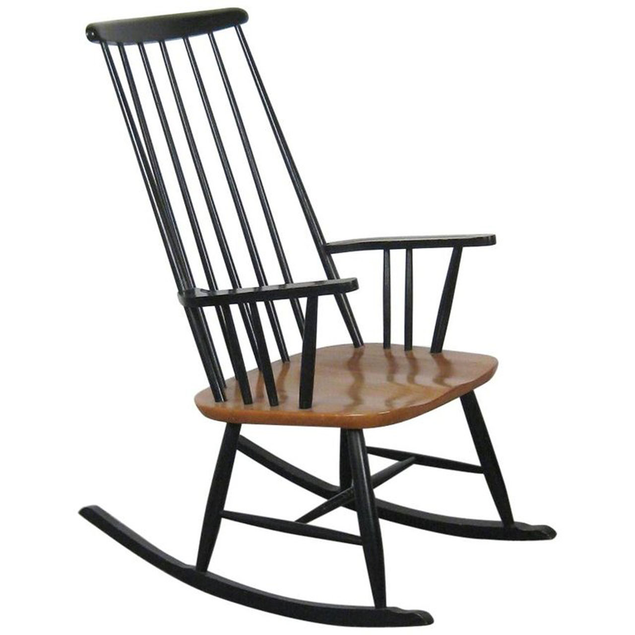 Groovy Rocking Chair By Ilmari Tapiovaara For Asko 1950S Alphanode Cool Chair Designs And Ideas Alphanodeonline