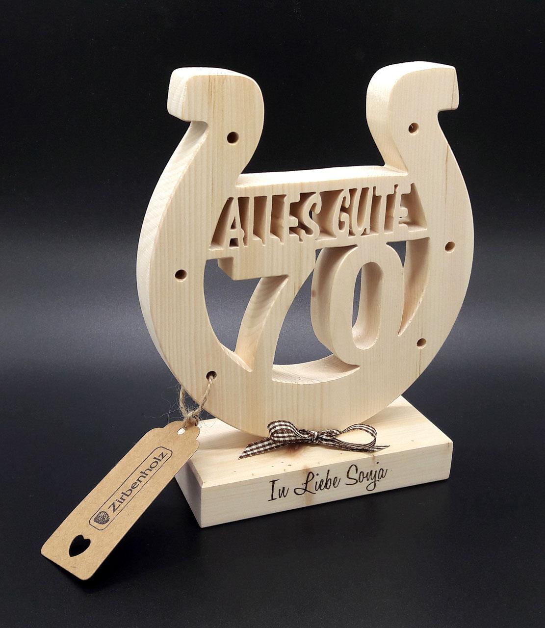Geschenkideen zum geburtstag geschenke aus holz - Deko 25 geburtstag ...