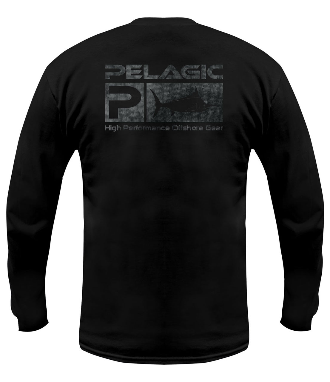 7273480b8f8 Camo is the new black! The Coral Camo Long Sleeve features the classic logo  that Pelagic is known for
