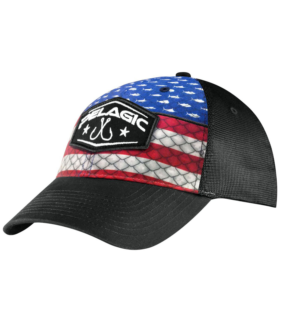 f89e16825ba Make a statement with the PELAGIC Offshore Cap. This cap features the super  soft and comfortable