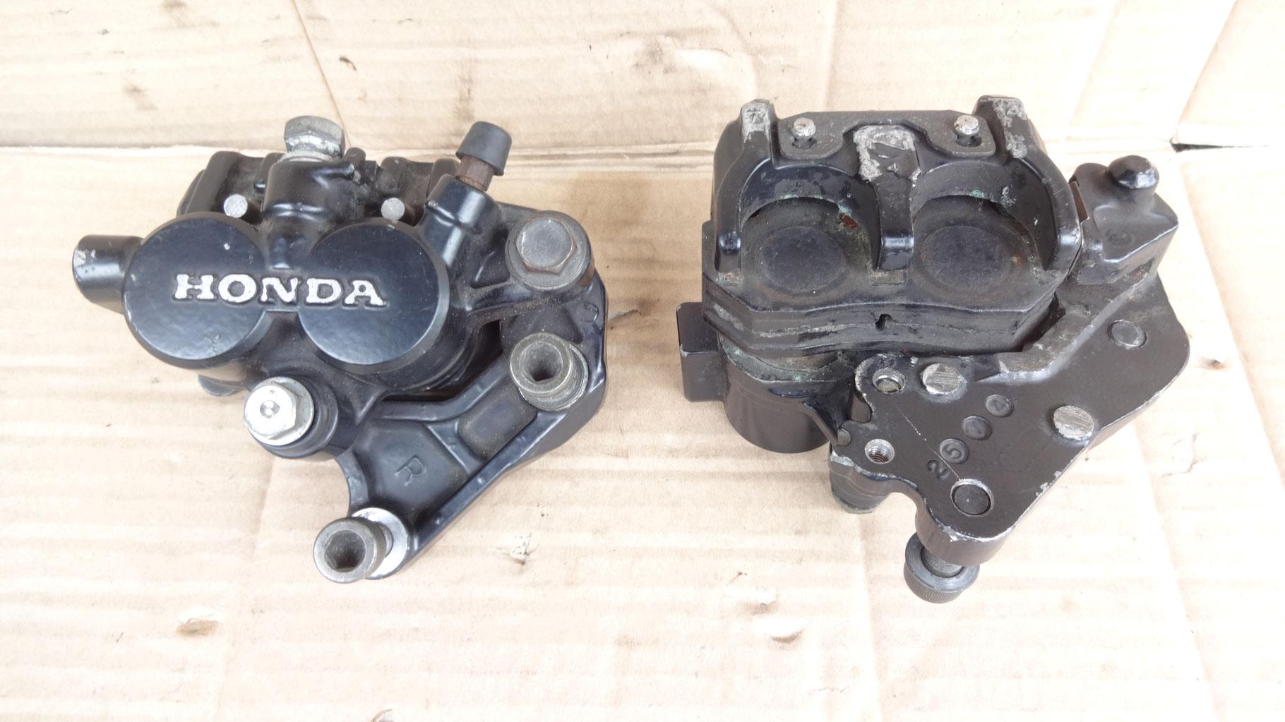 Honda CB 900 F Boldor 81-82 Bremssattel Reparatursatz Bremse hinten original