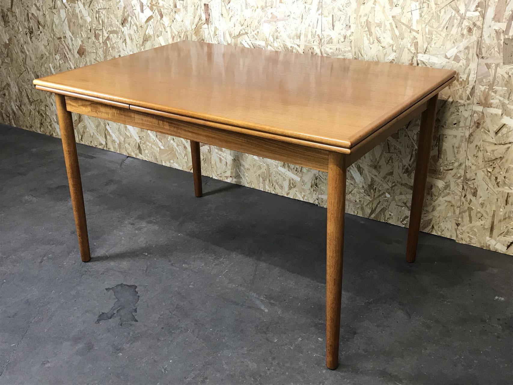 dining table 50er60er70er. Black Bedroom Furniture Sets. Home Design Ideas