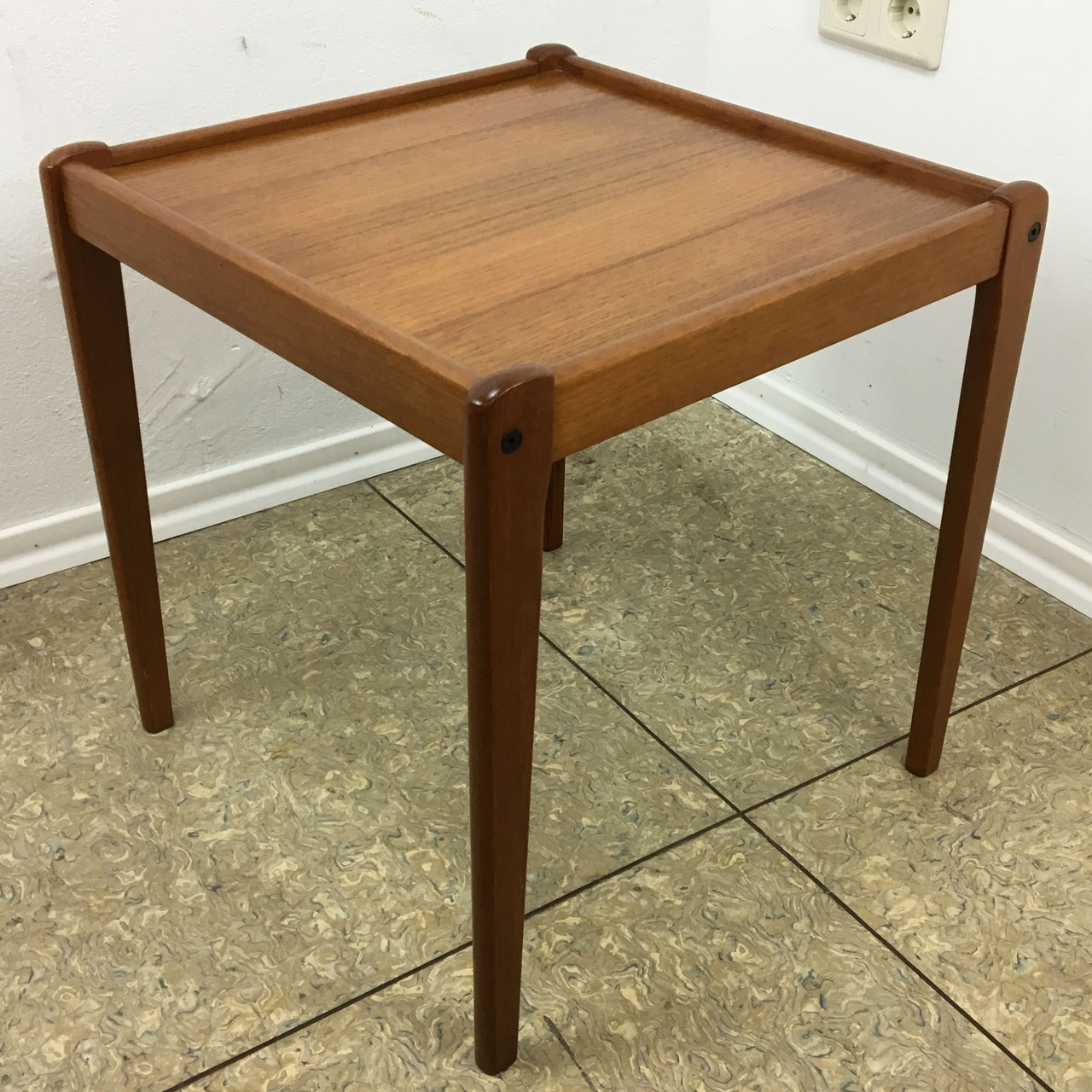 Beistelltische 50er60er70er for Tisch danish design
