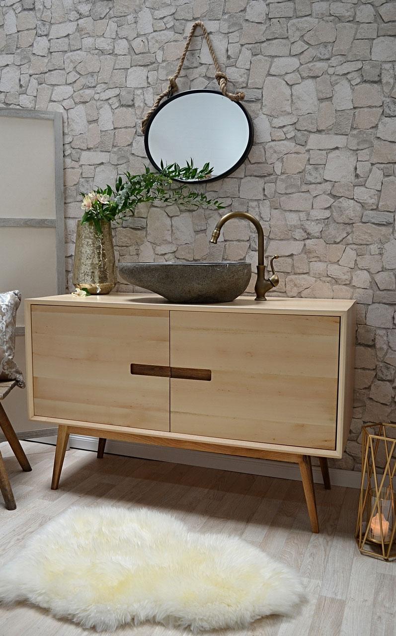 gro e waschtische waschkommoden land liebe badm bel landhaus. Black Bedroom Furniture Sets. Home Design Ideas