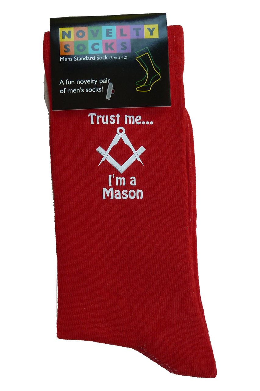 Chaussettes Pour Les Francs Macons Symbole