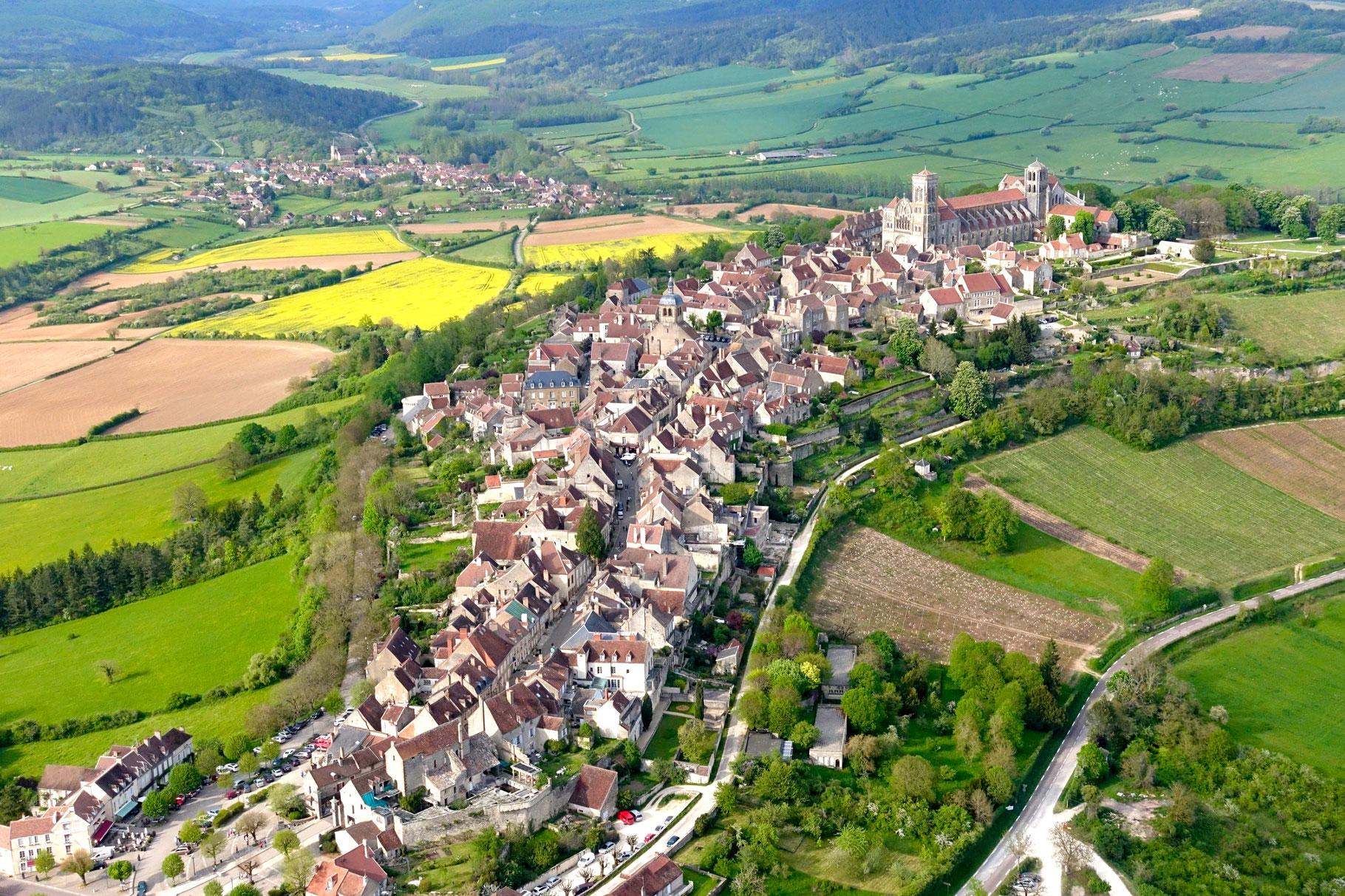 La colline éternelle de Vézelay