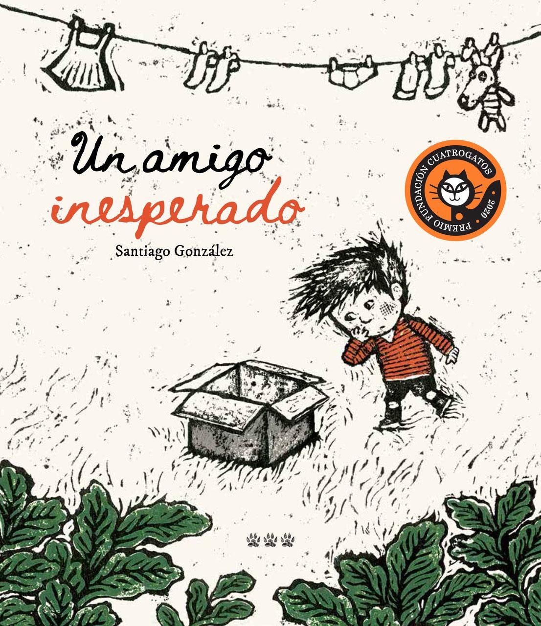 Un amigo inesperado - Libros infantiles sobre la amistad