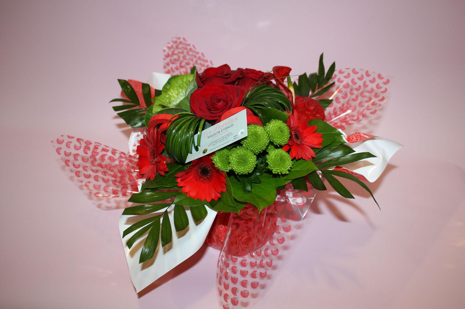livraison - maison eyraud - les floralies
