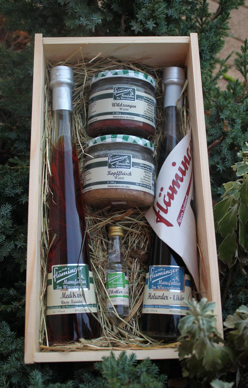 Geschenkideen Getränke Höhne