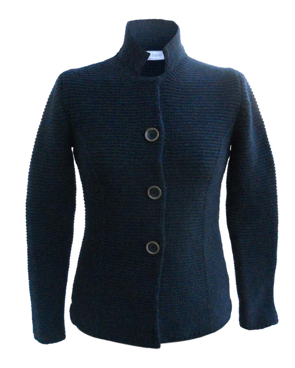 sale retailer 39164 0b4d9 Gran Sasso Cardigan Donna. 100% Pura Lana - BELLUCCI