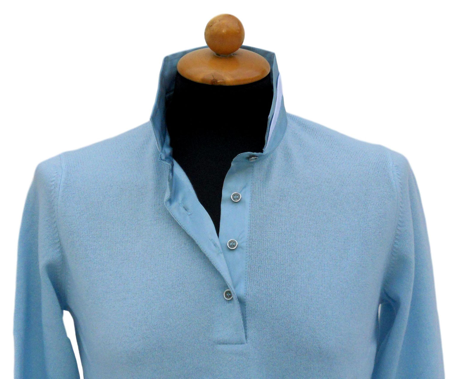 dcd42c0092 Polo Donna In Lana e Cashmere. Made in Italy.