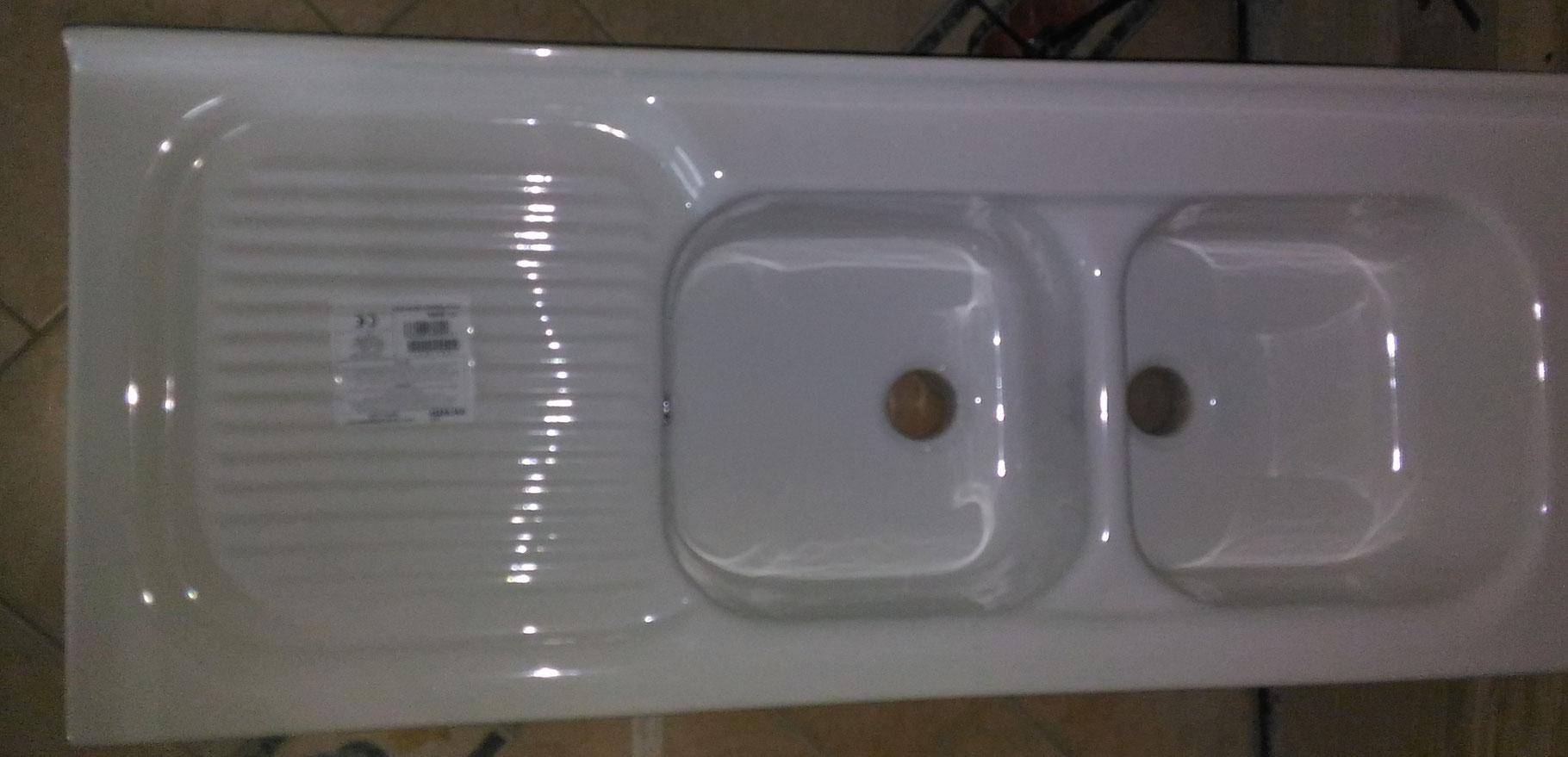 Lavello In Acciaio Con Mobiletto.Sottolavelli E Lavelli Da Cucina Incasso E Appoggio