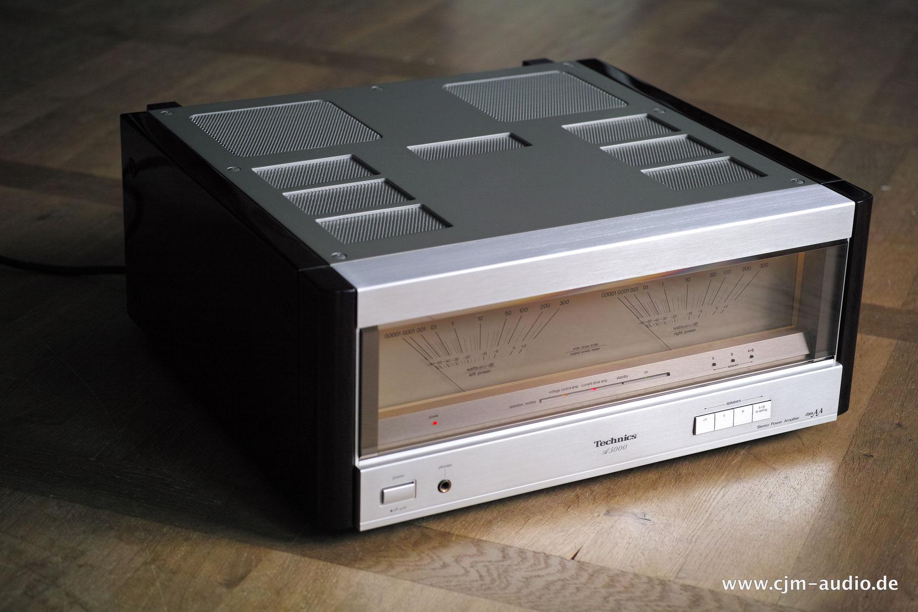 Technics Cjm Audio High End Audiomarkt Fr Gebrauchtgerte Home Stereo Wiring Diagram In Den Warenkorb