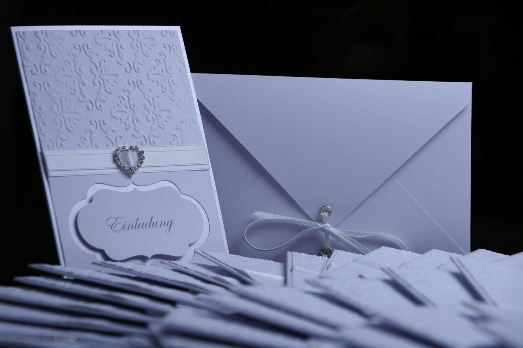 Einladungskarten - Eva\'s CardArt - Einladungskarten
