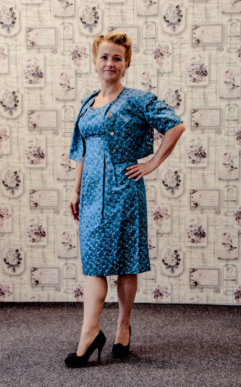 fünfziger jahre mode