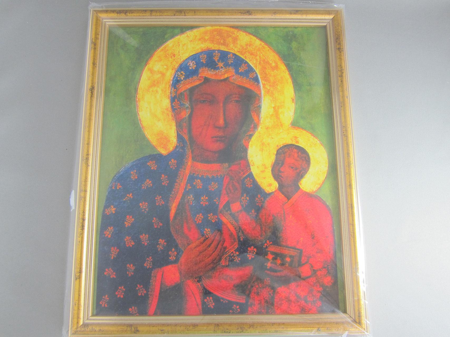 ヤスナグラの聖母 - 聖書と聖品...