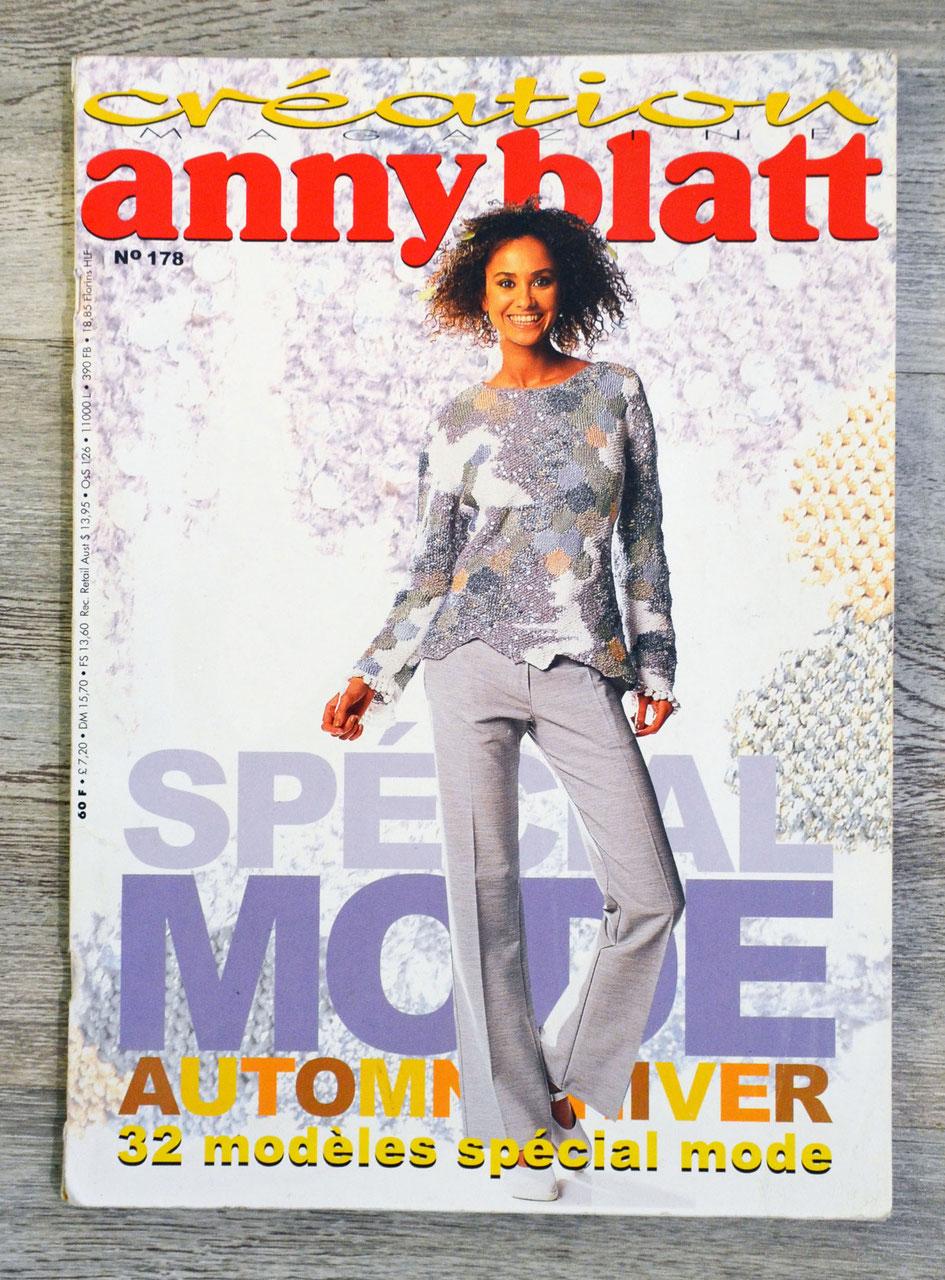 Magazines Anny Blatt    Mailles