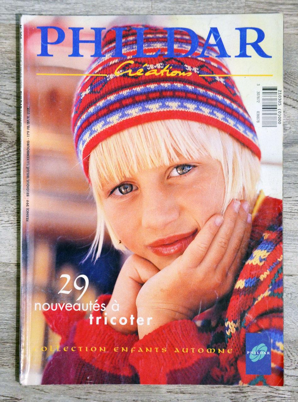 Magazines Phildar