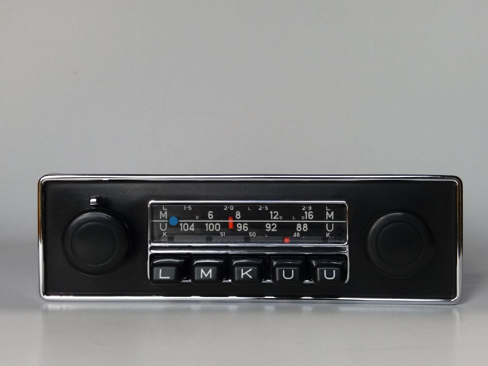 Blaupunkt - Oldtimer Autoradio, Klassikerautoradio, Restaurationsbetrieb
