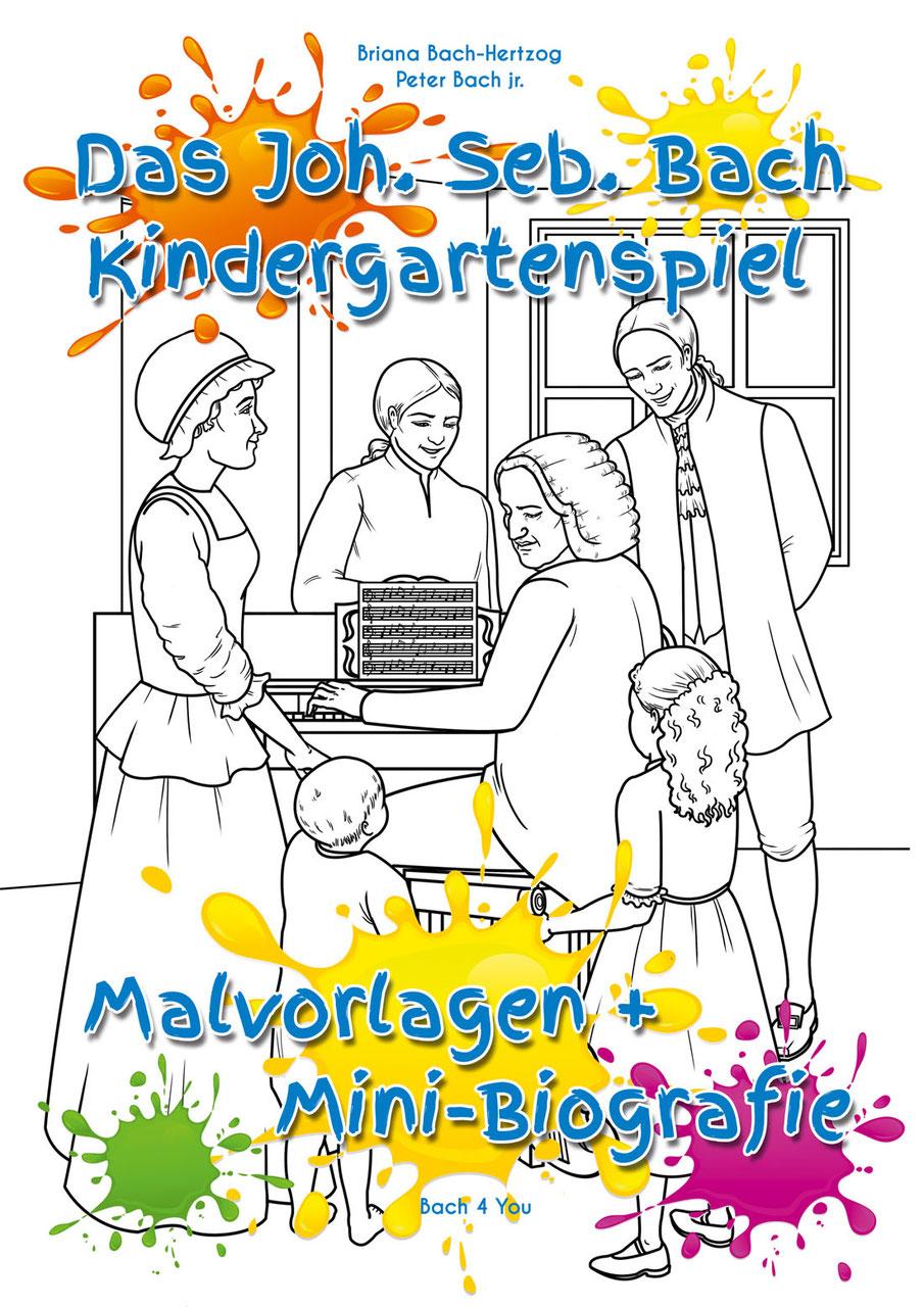 Bach-Kindergartenspiele und weitere Bach-Spiele - Bach 4 You