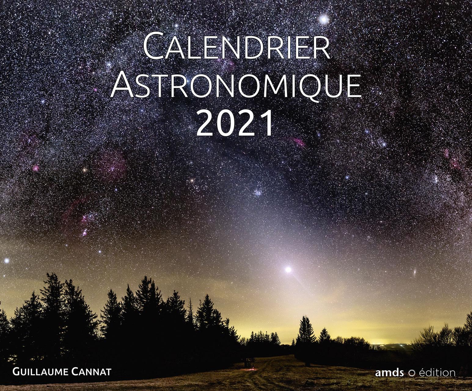 Calendrier Astronomique 2021 Accueil   Site d'amds édition