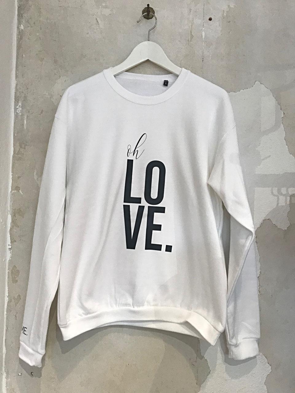 I LOVE MUM Baby-T-Shirt schwarz