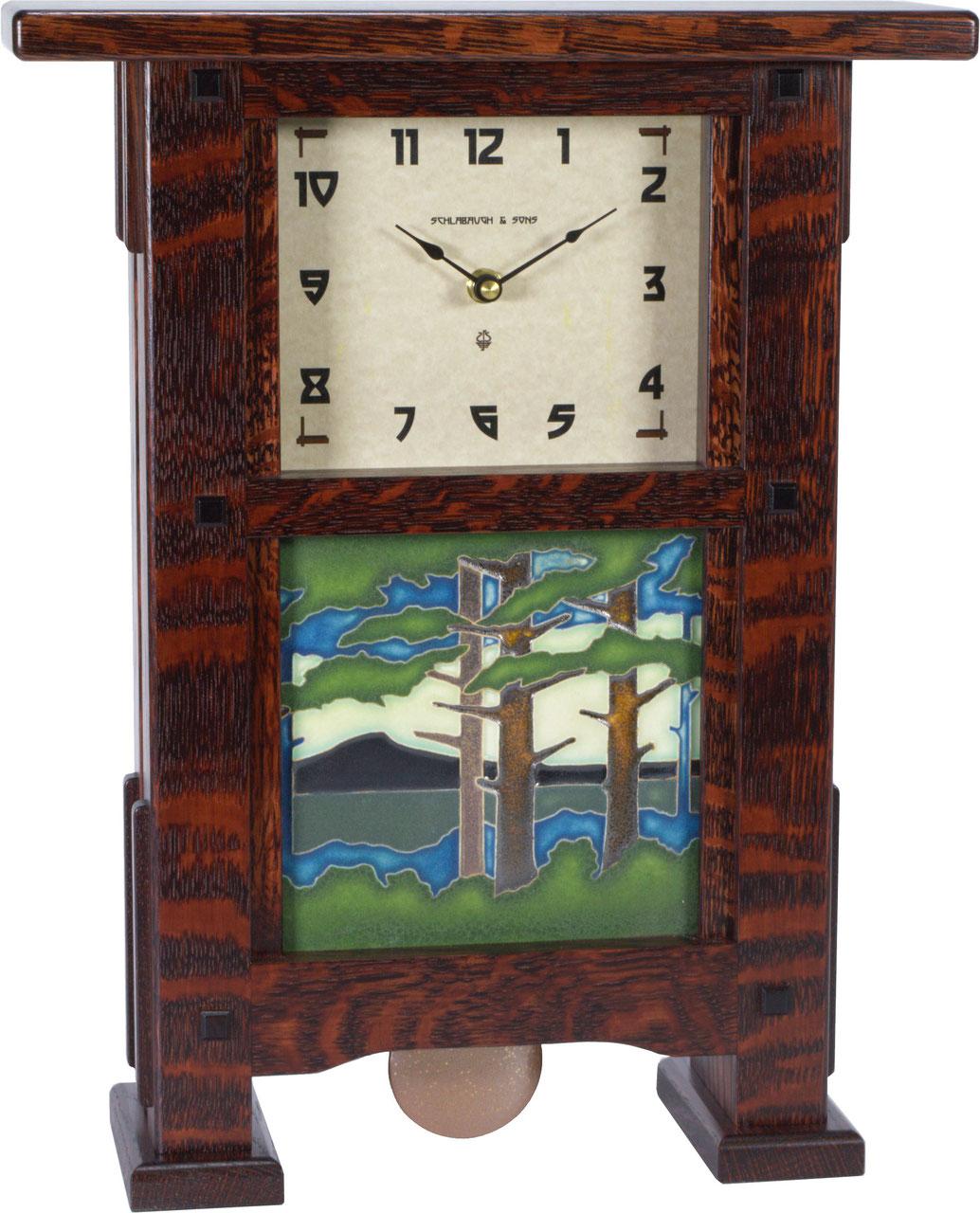 Greene & Greene Clock Plan & Hardware