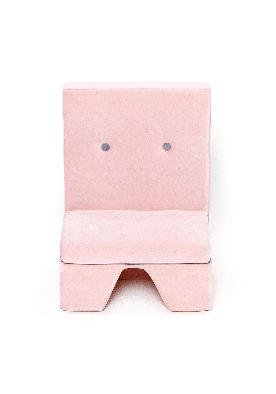 Sofa premium ohne armlehnen rosa eged living style for Sofa zeichnen kinder