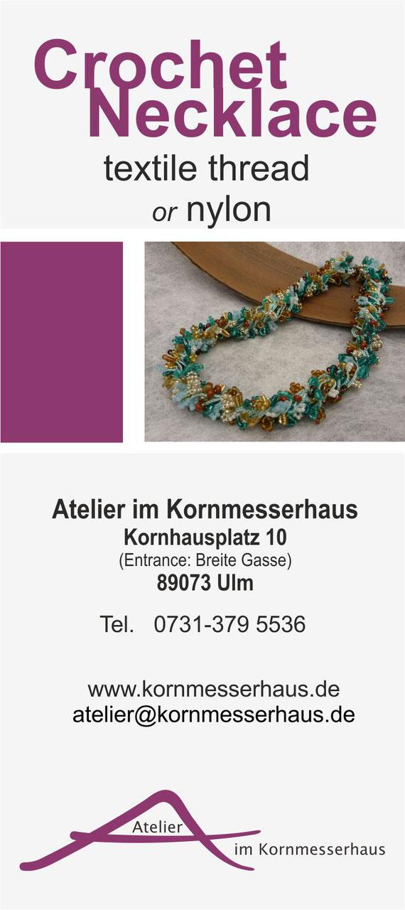 English - Atelier im Kornmesserhaus