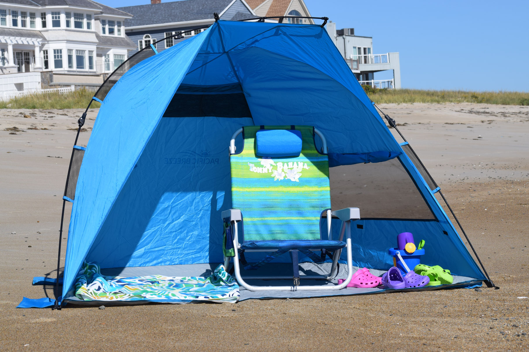 outlet store 9ae8a 445e1 EZ Up Beach Tent