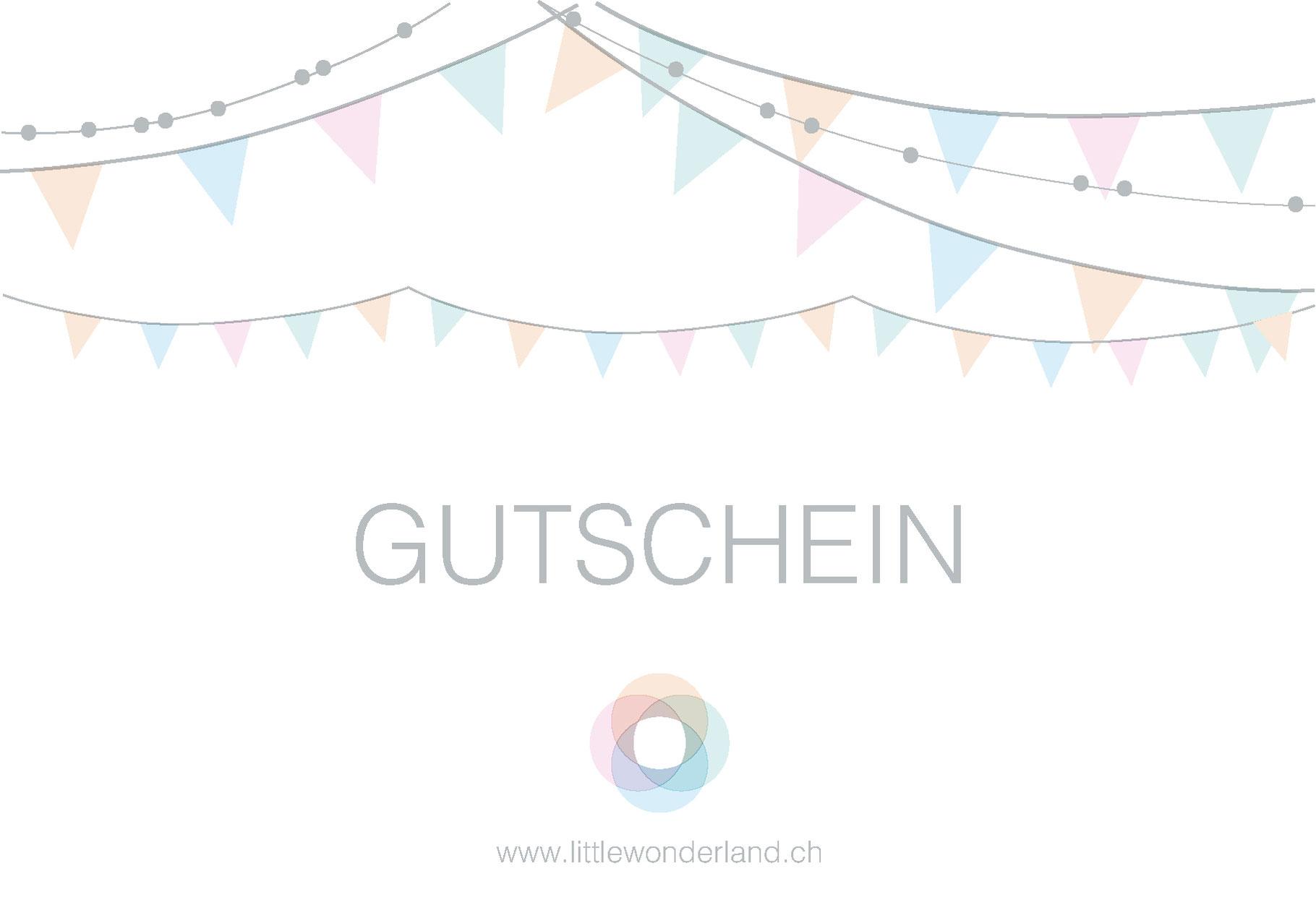 Gutschein - littlewonderland Kinder- und Partyartikel