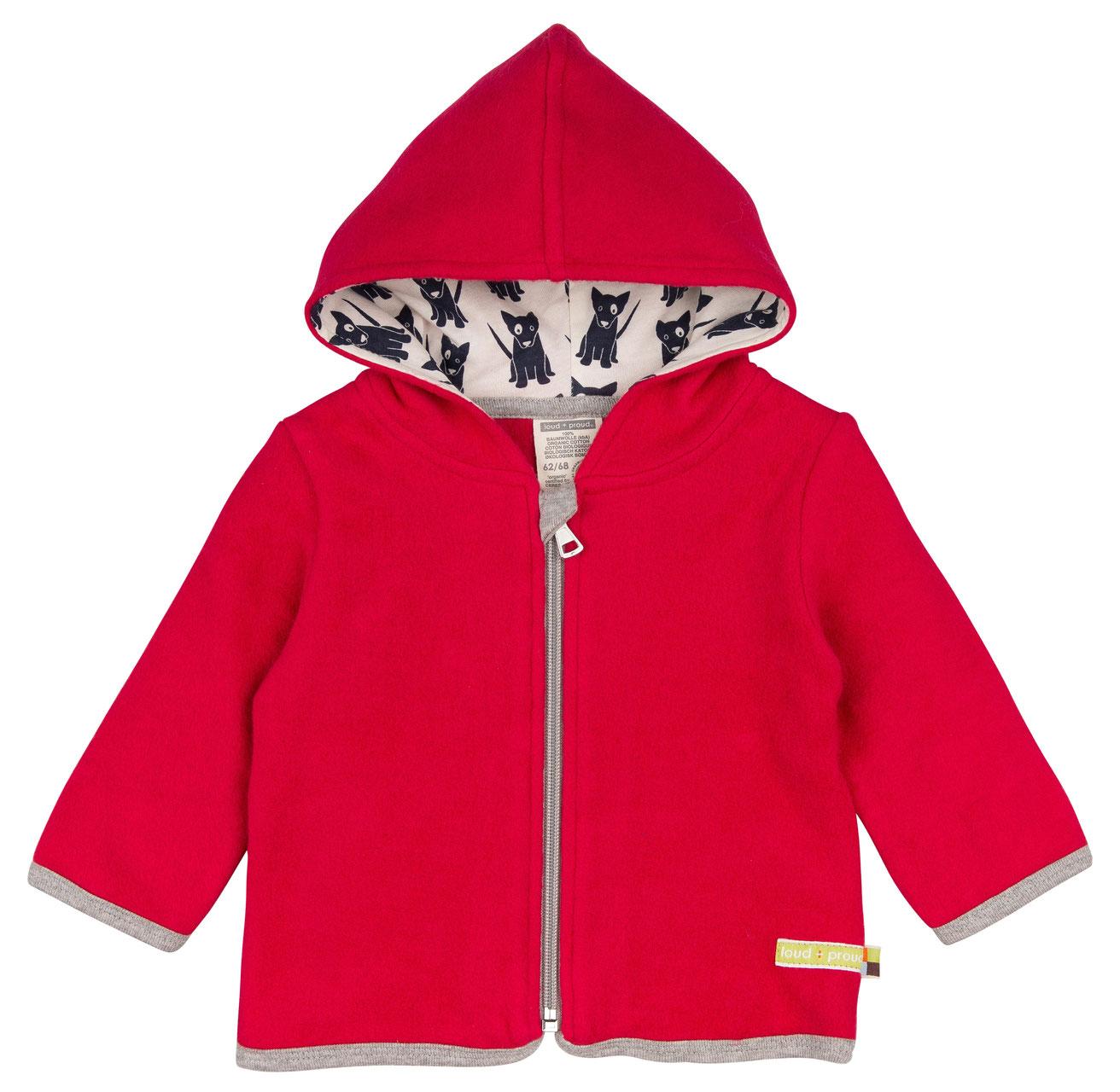 ce53beb384d580 Jacke Loud-Proud - Bio Kinderkleidung - Alle Artikel stark Reduziert ...