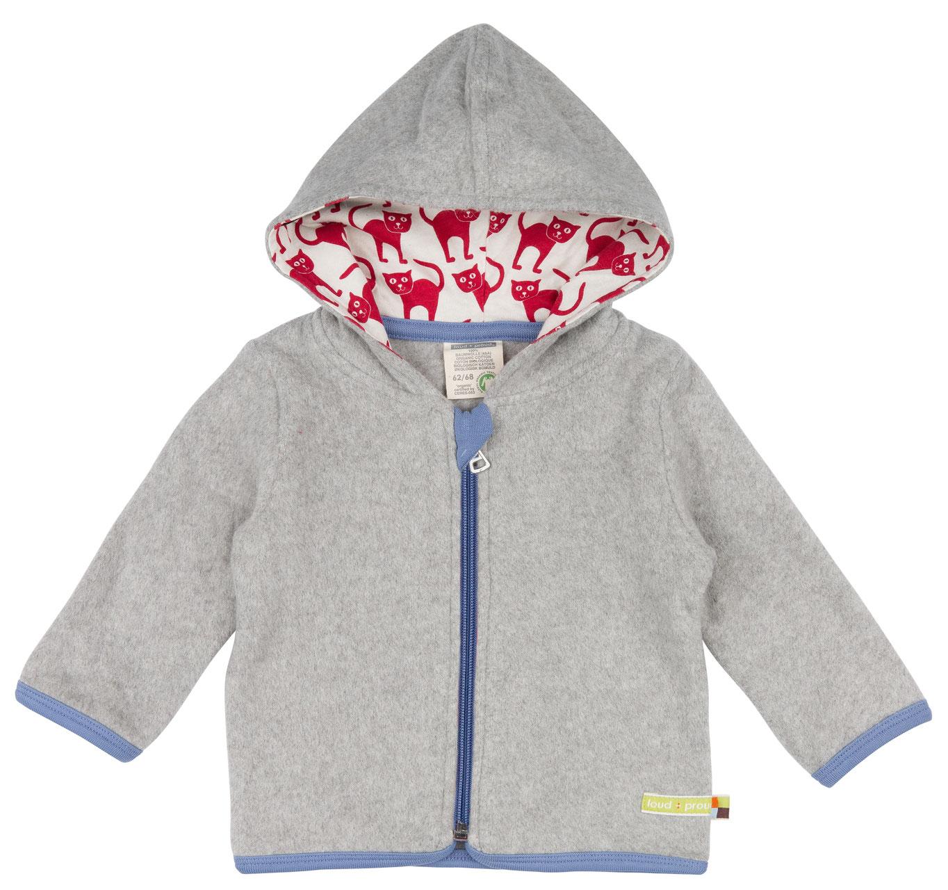 f1ebbc881a57 Jacke Loud-Proud - Bio Kinderkleidung - Alle Artikel stark Reduziert -  BABYKLEIDUNG SALE