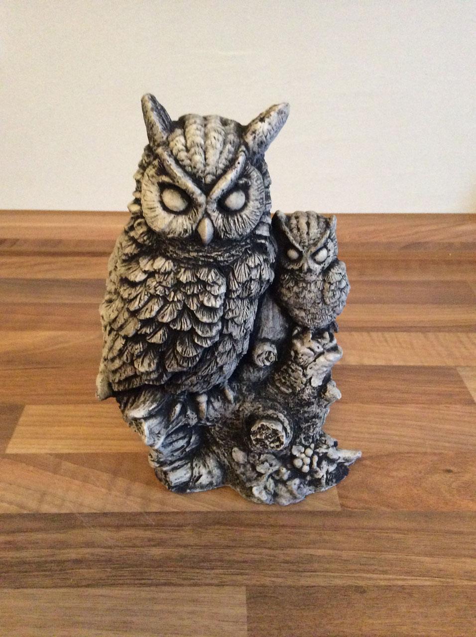Eulen / owl - faerbys Webseite!